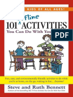 100s of Activities You Can Do With Your Kids