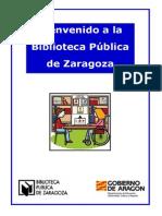 Guía de la Biblioteca Pública de Zaragoza