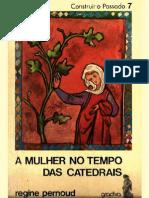 A Mulher no Tempo das Catedrais [1980] - Regine Pernoud (1909-1998).pdf