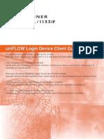 Canon uniFLOW Login Device Client Guide_EFIGS_iR1133.pdf