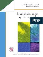 Exclusion Social y Discapacidad