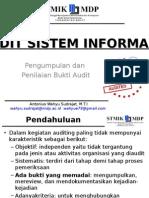 Evaluasi Audit
