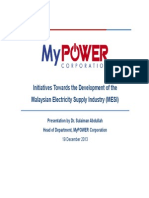 5_MyPower_Inisiatif Ke Arah Pembangunan Industri Dan Penjelasan Mengenai Penjana Bebas