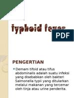 Typhoid Fever Cis