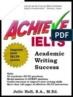 Hall Julie Achieve Ielts Acade