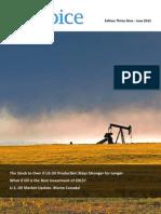 OilVoice Magazine - June 2015