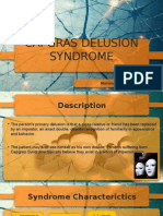 Capgras' syndrome