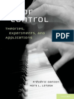And motor a control emphasis pdf behavioral learning