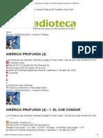 Ché América Profunda (Radioteca.net)