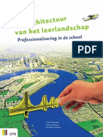 De Architectuur Van Het Leerlandschap. Professionalisering in de school
