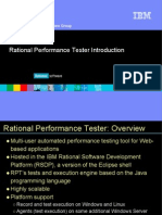 Rational Performance Tester