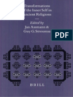Assmann, Stroumsa - Transformations of the Inner Self in Ancient Religions