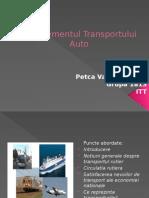 Managementul Transportului