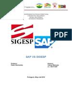 SAP y SIGESSP