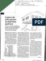 Barreira Quimica Cupins