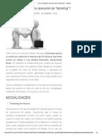¿Cómo Contabilizar Una Operación de _factoring__ - Aseduco