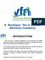 VFN Tax and Tax Saving Session 2015