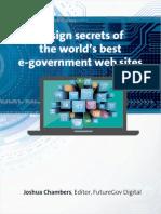 Design Secrets of the Worlds Best e Government Websites