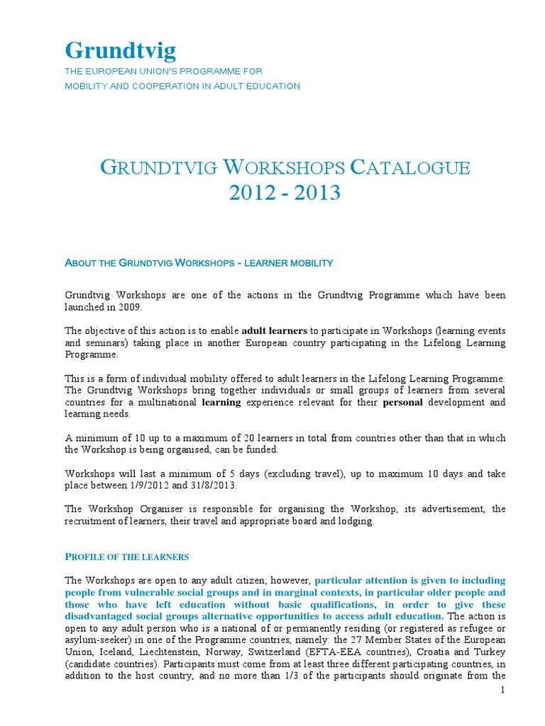 Catalogue12 Ateliere Grundtvig | Journalism | Mentorship