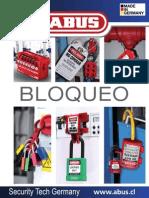 Catálogo Abus - Bloqueo Enero 2015-Bloqueo y Dieléctricos ABUS