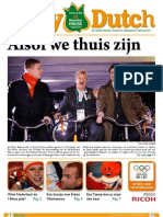 The Daily Dutch #2 uit Vancouver | 12/02/10