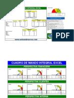 Cuadro de Mando Excel