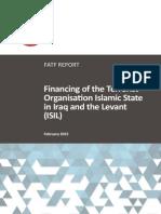Financing of the Terrorist Organisation ISIL