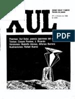 XUL 1 October 1980. Número Completo