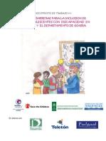 MAPEO DE BARRERAS PARA LA INCLUSION DE NINAS NINOS Y ADOLESCENTES - GI - PARAGUAY - PORTALGUARANI