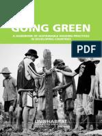 Going Green, Emma-Lissa Hannula, UN-HABITAT 2012