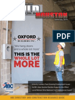Build Houston June July 2015