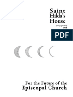 Saint Hilda's House Spring Quarterly 2015
