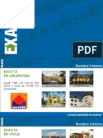 Presentacion EXACTA Wide SCA