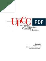 Upcc 2012 Dossier