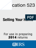 IRS p523 - Selling Your Home