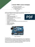 Comunicación Serial PWM