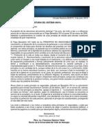 Circular Rectoría Elecciones en Jalisco 2015