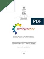 Calvo Ivanovic, Ingrid Estefanía - Recursos de Apoyo a La Manera Tradicional de Estudiar y Enseñar El Color en Diseño