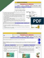 FNS 007 Transpaleta Manual