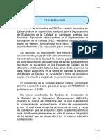Cuadernillo El Mecec-edicion 2014