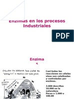 Enzimas y Proteinas de Interes Industrial