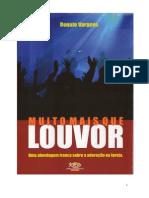 Renato Vargens - Muito Mais que Louvor.docx