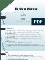 peptic ulcer disease ppt