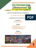 Fundamento a las Telecomunicaciones