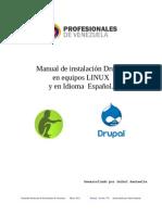 Manual Instalacion Drupal