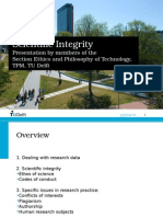Scientific Integrity Course