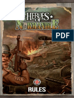 Heroes of Normandie Rules 1.2b