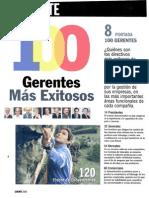 GERENTE Vol 130 Edición Especial - 100 Gerentes Más Exitosos