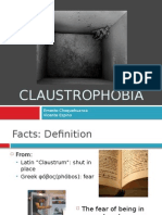 Claustrophobia PP2007