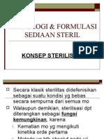Kuliah Steril 1-August 2014